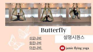 [설명시퀀스]나비나비나비 만들기