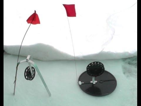 как выбрать жерлицу для зимней рыбалки