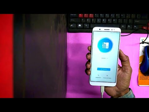 Tecno IN5 Hard Reset & Frp Bypass By 1 Click Sp Flsah Tool || Pattern Unlock