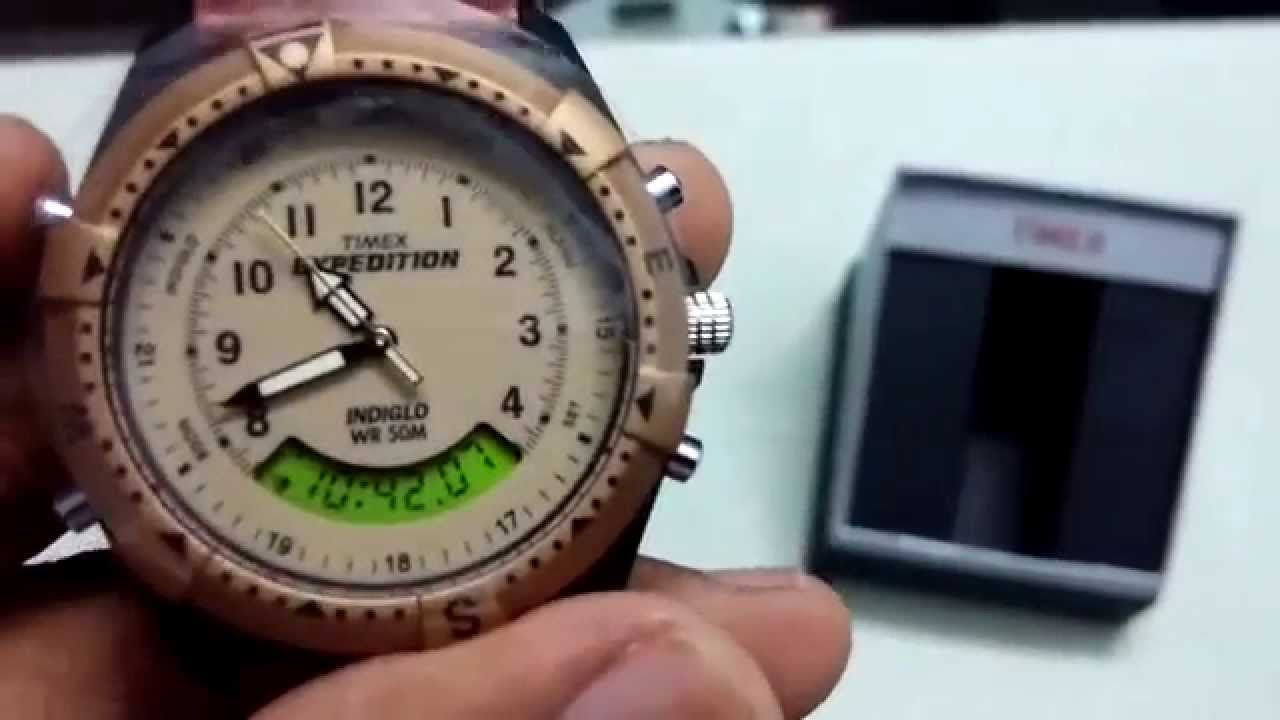 timex expedition mf13 unboxing and features youtube rh youtube com timex watch manual indiglo timex watch manuals html
