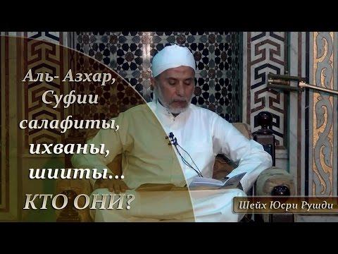 Салафиты, ихваны, суфии,