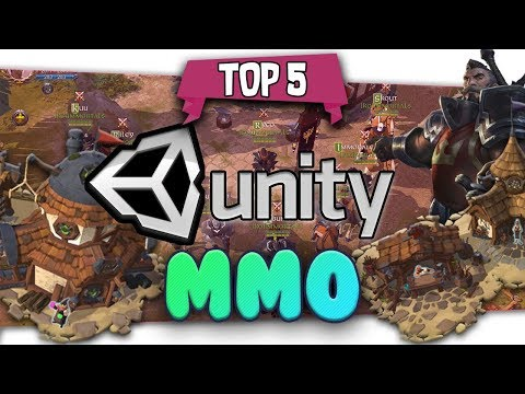 👨🔧How To Make An MMO In Unity; Look At These