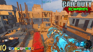 BACKLOT MULTIPLAYER ZOMBIES - BLACK OPS 3 CUSTOM ZOMBIES GAMEPLAY! (BO3 Zombies)