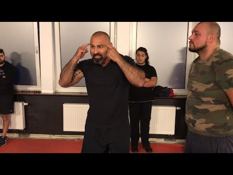 Fight Mentality & P.F.S /Ahmet Kaydul Daily class The Art of Combat