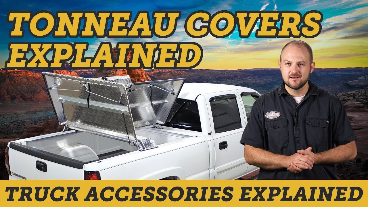 Different Types Of Tonneau Covers And Their Benefits You Should Know