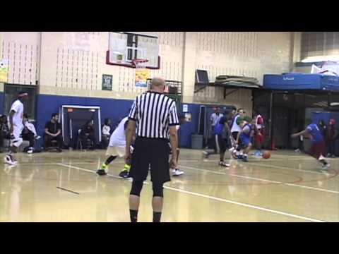 MHC Green Wave VS West Bronx 2 4 15