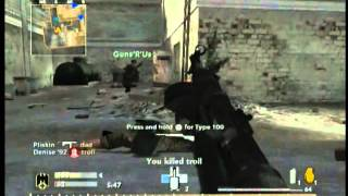 Call of Duty: World at War - Guns