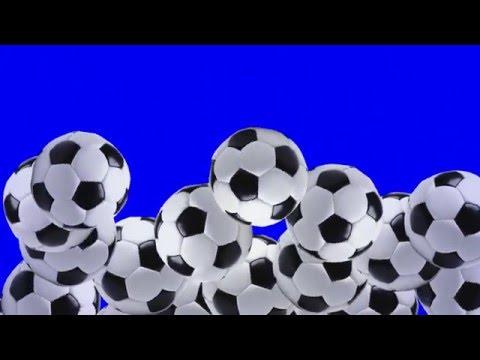Футаж мяч спортивный переход footage ball sports overlays #001
