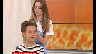 як зробити зачіску в школу хлопчикам