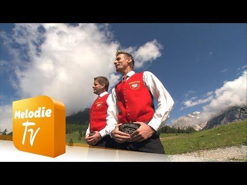 Die Grubertaler - Zwoa Bliamln stehn am Wiesenrand (Offizielles Musikvideo)