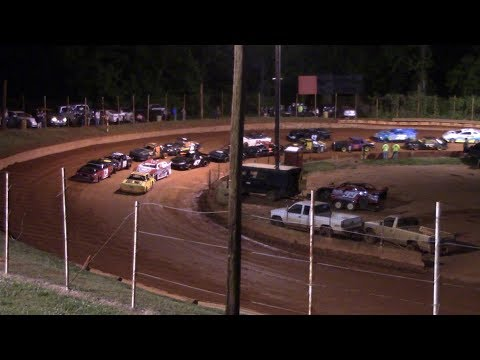 Winder Barrow Speedway Stock 4 Cylinders B's Feature Race 4/27/19