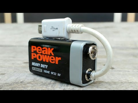 2 Incredible Life Hacks for 9V Battery | Brilliant ideas