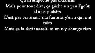 Les Enfoirés - La chanson des restos - Paroles