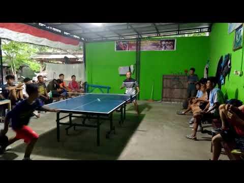 Bayu atlit Porprov vs faishal atlit kampung
