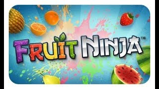 Fruit Ninja Classic Android Video Game