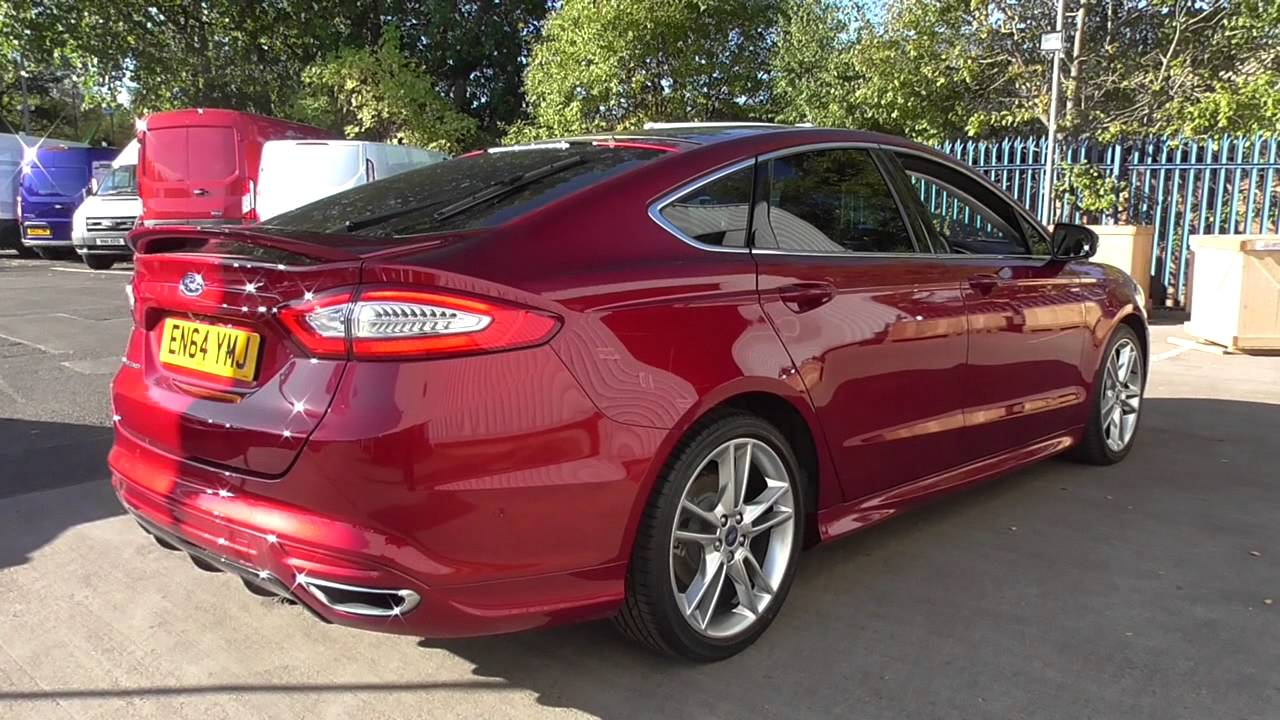 2015 Ford Fusion Colors >> Ford Mondeo 2.0 TDCi 180 Titanium [X Pack] 5dr U35052 ...