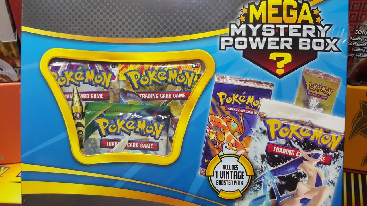 Pokemon Go Mystery Box - What is it and how to get it ... |Pokemon Mystery Box