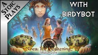 Gambar cover Thea: MultiPrayer (With Birdybot) - A Stoic Plays