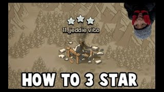 Clash of Clans: How to 3 Star With a Higher Town Hall Level (TH2-TH5)