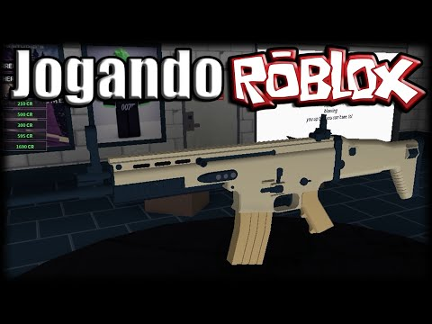 Jogando Roblox - Phantom Forces Beta!