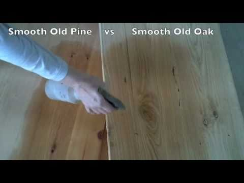Wood Differences of Pine vs Oak  YouTube