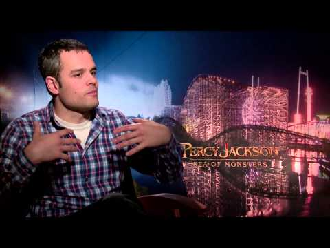 Percy Jackson  Im Bann des Zyklopen: Soundbite: Thor Freudenthal On What Attracted Him To The Film