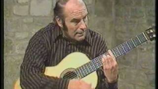 JULIAN BREAM MASTERCLASS - VILLA - LOBOS PRELUDE NO.1