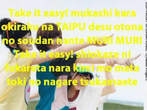 Buono Take It Easy lyrics.wmv