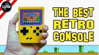 THE BEST RETRO PORTABLE CONSOLE - BITTBOY