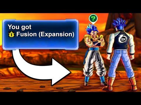 Dragon Ball Xenoverse 2 - New Fusion Expansion Skill Training |