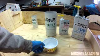 Hasty Hydro Build Part 6 - Epoxy Filler