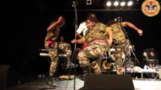 Jah Prayzah & The 3rd Generation Band Dread Dance Rasta