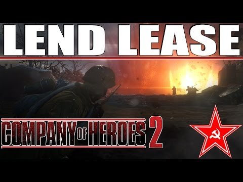 Company of Heroes 2: Lend Lease