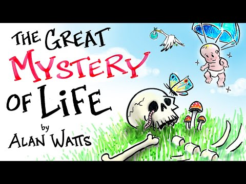Why You Shouldn't Want To Live Forever Alan Watts