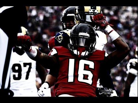 Mohamed Sanu || Justin Hardy || Aldrick Robinson || 2016 ATL Falcons Highlights