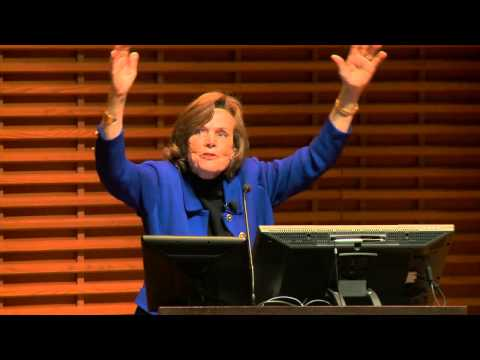 Sylvia Earle talks sustainability at the Stephen H. Schneider Memorial Lecture
