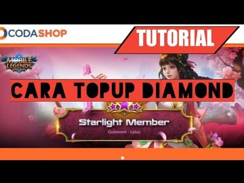 CARA TOPUP DIAMOND DI CODASHOP - Malaysia Tutorial - Mobile Legends - 동영상