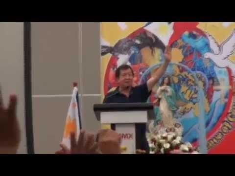 The Davao Declaration: Sec. Norberto B. Gonzales