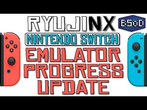 Ryujinx - Switch Emulation Progress | New Games + Performance Gains