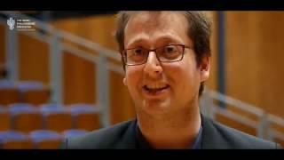 David Radzynski speaks about Weinberg Concerto