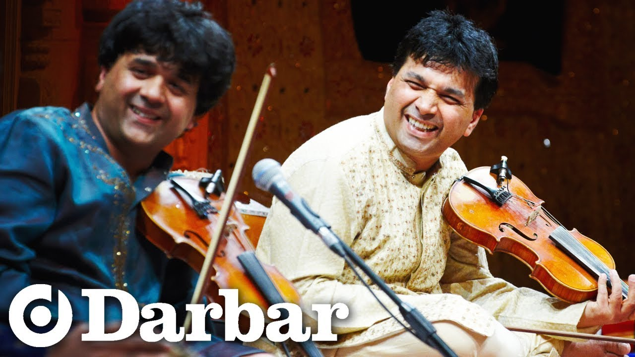 Ganesh & Kumaresh on carnatic violin at Darbar Festival 2009