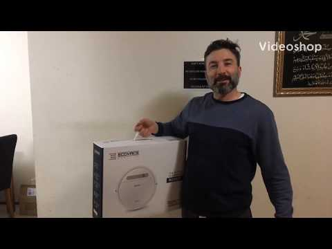 Unboxing Aldi's ECOVACS DEEBOT OZMO 610 Robot Vacuum Cleaner
