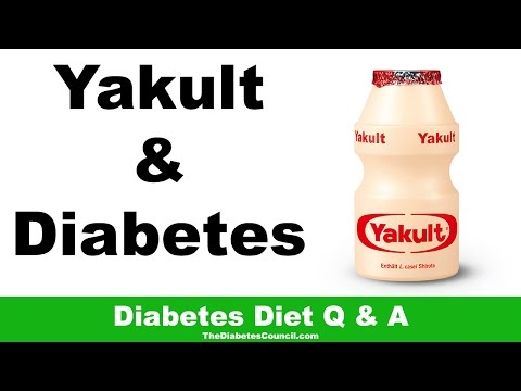 Is Yakult Good For Diabetes