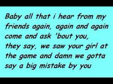 Jesse McCartney ft Ludacris - How do you sleep (with lyrics)