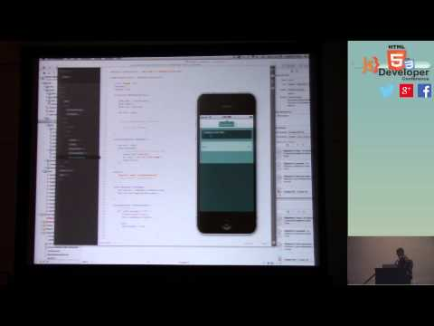 """HTML5DevConf: Andrew Trice, """"Designing and Architecting PhoneGap and Mobile Web App"""""""