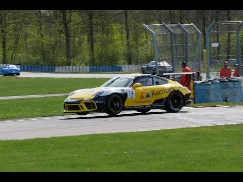 STCC At Ring Knutstorp Sweden