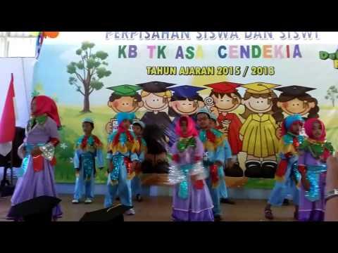 Jadikan Kami Anak yang Sholeh - Haddad Alwi Perpisahan KB-TK ASA CENDEKIA 2 2016