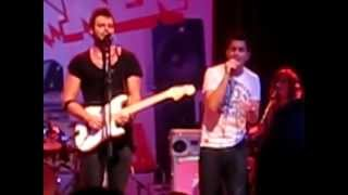 "Ryan Star ""Stay Awhile"" - Live w/ Andy Grammer 2/24/12"