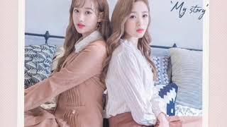 [AUDIO] Naeun , Jinsol ( 이나은 , 이진솔) - My story (내 이야기) - Stafaband