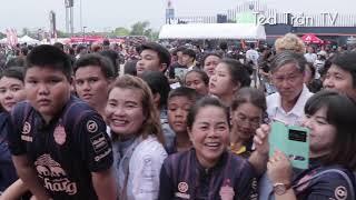 Xuân Trường và các đồng đội khiến người hâm mộ gào thét trước cửa sân Chang Arena